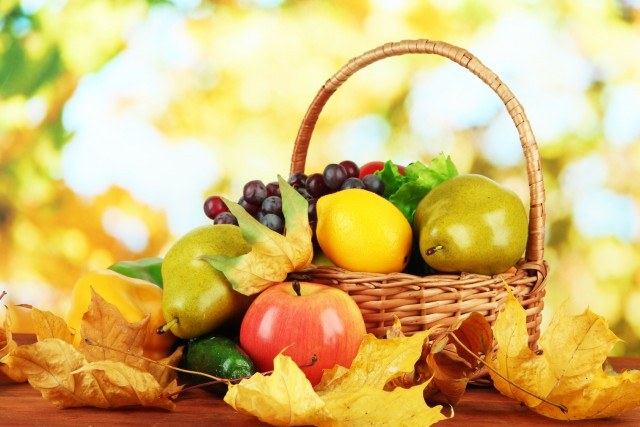 Foto Alimentos para combatir los resfriados y la astenia otoñal