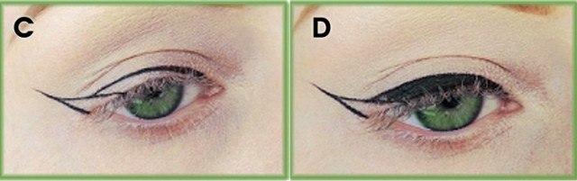 Foto Trazar el eyeliner perfecto es fácil si sabes cómo