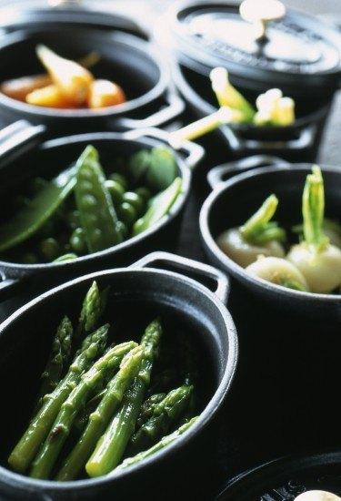 Foto Hervido, una forma de cocinar muy saludable y ligera
