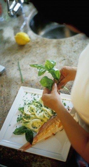 Foto En papillote, al horno y a la plancha, formas de cocinar limpias y sanas
