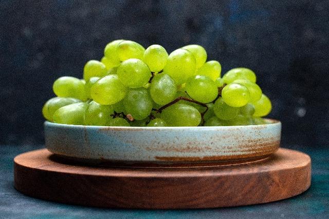 Foto Uvas, una fruta a la que no debes renunciar en Navidad