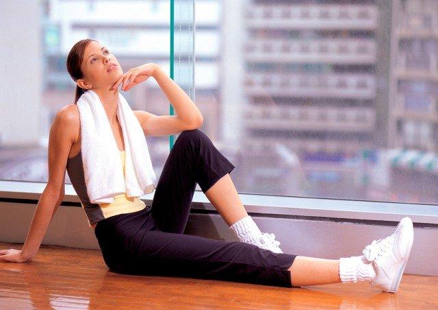 Foto Retoma el ejercicio para adelgazar