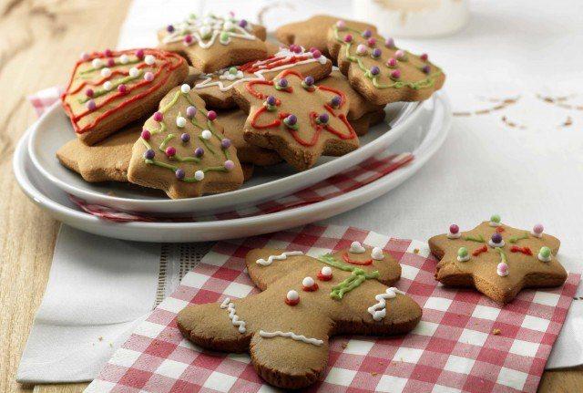 Foto El jengibre se utiliza principalmente en repostería, la forma más popular son las galletas de jengibre navideñas