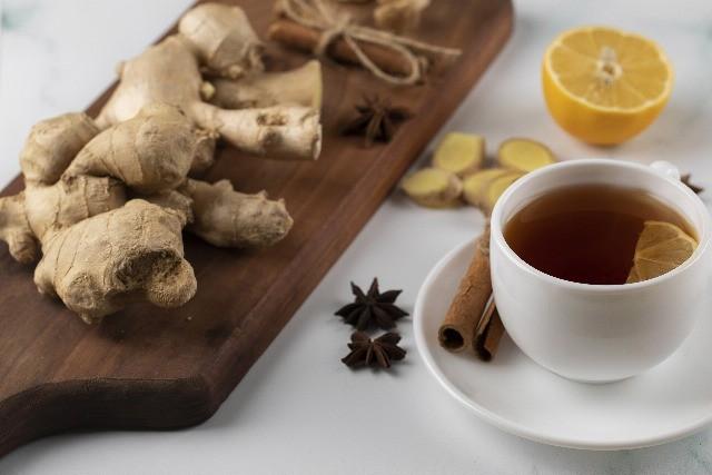 Foto La forma más famosa de consumirlo es el té de jengibre