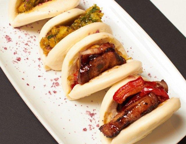 Foto Baos, la última moda en gastronomía llegada de Asia