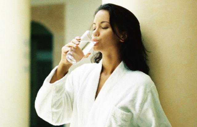Foto Una bebida como tratamiento natural para perder peso y volumen
