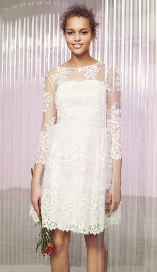 Foto Escoge el vestido de novia con el que te sientas más guapa y cómoda