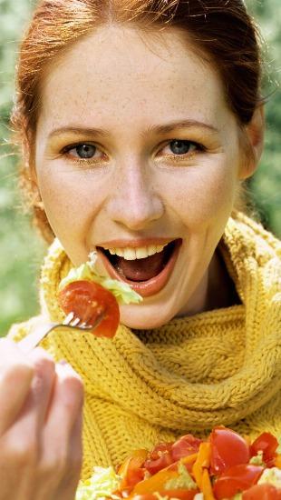 Foto Tomates y zanahorias, ideales para lucir figura este verano