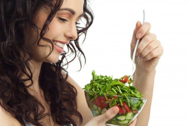 Foto Más verduras y ensaladas para no engordar en verano