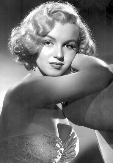 Foto El color de pelo rubio de Marilyn Monroe, un clásico que no pasa de moda