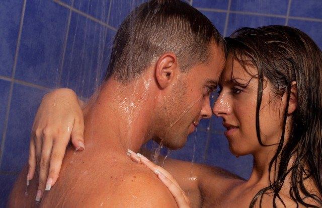 Foto Ideas para una ducha en pareja cargada de pasión