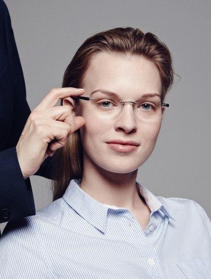 Foto Cómo elegir las gafas ideales el día de tu boda