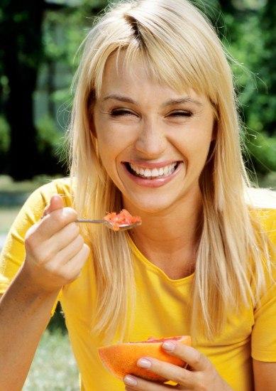 Foto Alimentos quemagrasas y bajos en calorías para adelgazar rápido y sin dietas