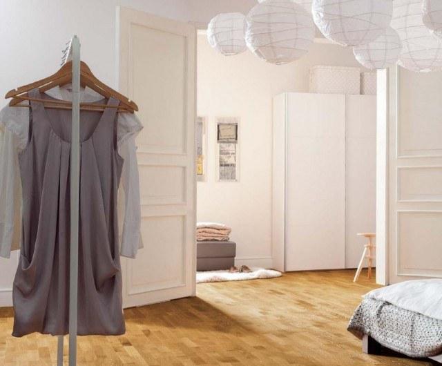 Foto Las puertas blancas lacadas se adaptan a cualquier estilo decorativo