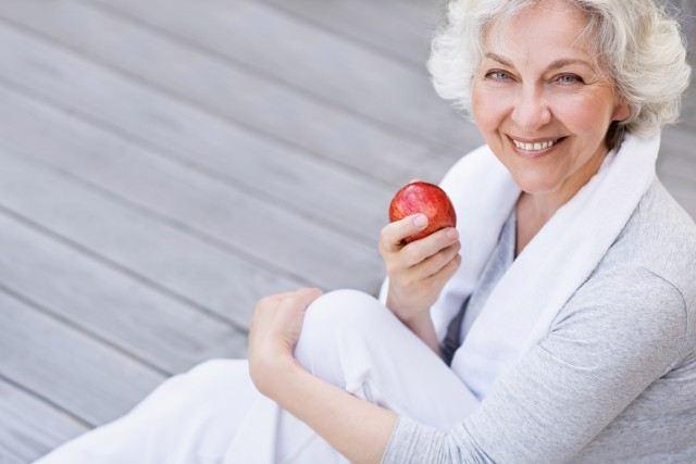 Foto Las claves para adelgazar en la menopausia