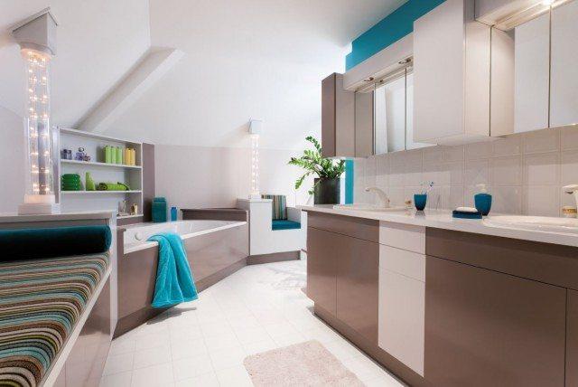 Foto Estrenar cuarto de baño es posible con una simple mano de pintura