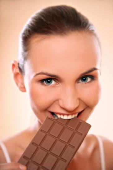 Foto El chocolate mejora la salud dental gracias a la teobromina