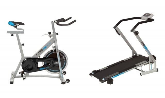 Foto Correr en máquina y montar en bicicleta estática te permite ver tu serie favorita mientras quemas calorías sin darte cuenta