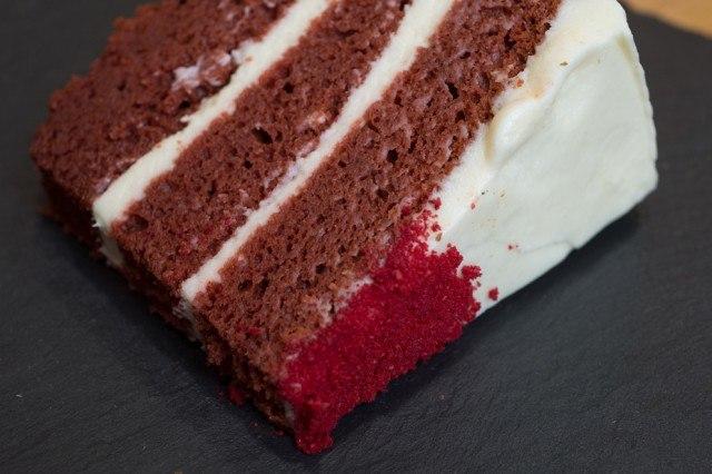 Foto La tarta Red Velvet, la favorita de Gina Rodríguez