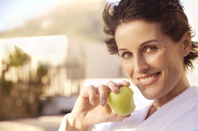 Foto Consejos y alimentos para vivir la menopausia sin engordar