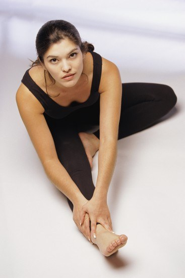 Foto No estirar, uno de los errores más frecuentes en el gimnasio