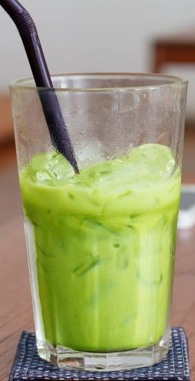 Foto El té matcha es el tipo de té verde en polvo de más calidad