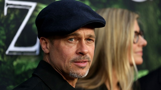 Foto Té matcha, la nueva bebida preferida de Brad Pitt