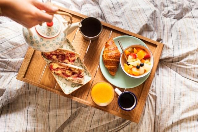 Foto Los alimentos imprencidibles de un desayuno sano y energético