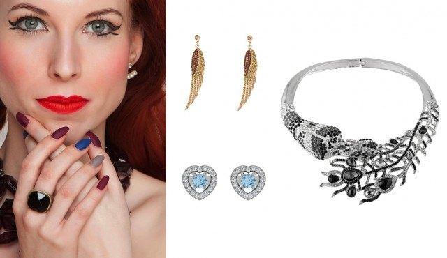 Foto Refuerza tu look de Nochevieja con joyas llamativas