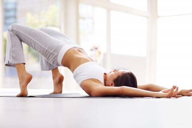 Foto Posturas de yoga para adelgazar y depurar el organismo