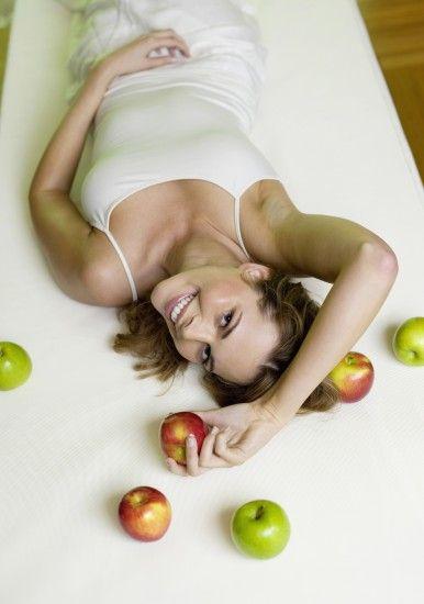 Foto La tisana de piel de manzana, el remedio natural para depurar el organismo y combatir los resfriados