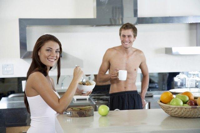 Foto Consejos para evitar engordar cuando se vive en pareja