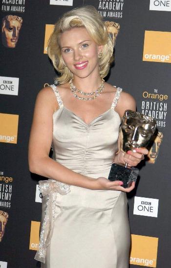 Foto Scarlett Johansson, entre las mujeres más sexys