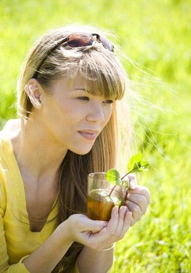Foto El té verde o versiones sin teína, contienen antihistamínicos naturales que ayudan a reducir los síntomas de la alergia