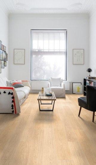 Foto Pintar las paredes de blanco iluminará al instante cualquier estancia del hogar