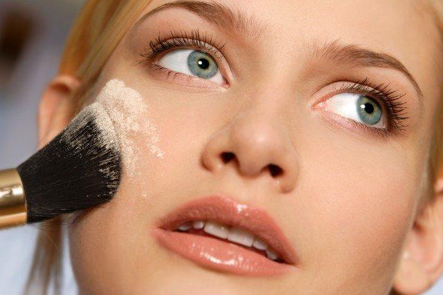 Foto Polvos y agua fría, la clave de la técnica de maquillaje Jamsu