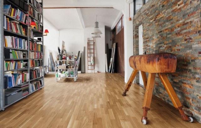 Foto Cómo reformar y decorar un estudio artístico
