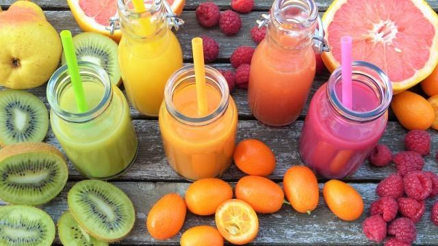 Foto Los zumos y batidos detox no bastan para estar bien nutridos durante todo el día