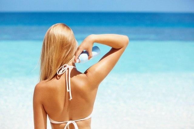 Foto El protector solar, indispensable para proteger la piel del sol