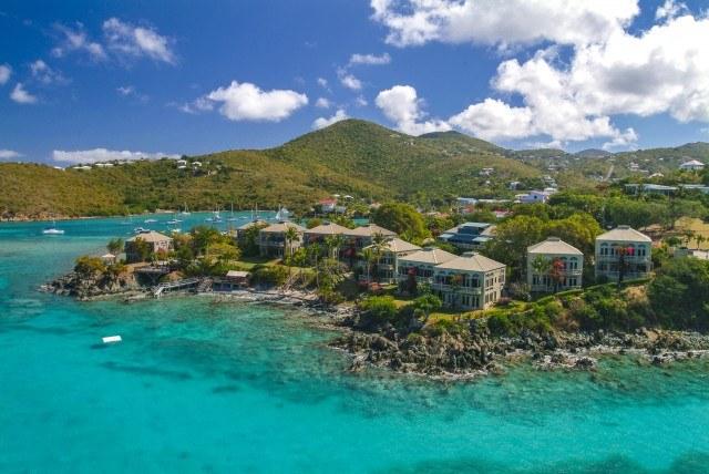 Foto El Gallows Point Resort en las Islas Vírgenes Británicas