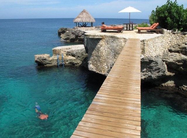 Foto El Tensing Pen Hotel, un alojamiento boutique de lujo en Negril, Jamaica