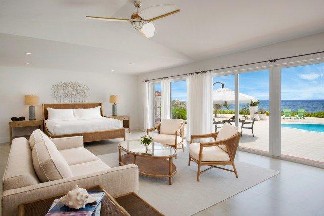 Foto Habitación de Le Soleil d´Or West End, una lujosa propiedad con playa privada en Caimán Brac
