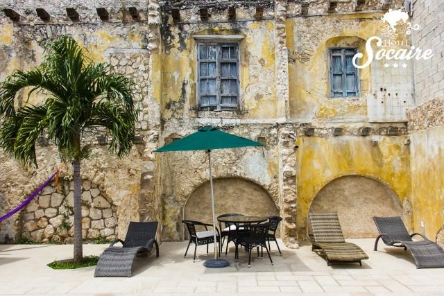Foto El hotel Socaire está localizado en el corazón de Campeche, México