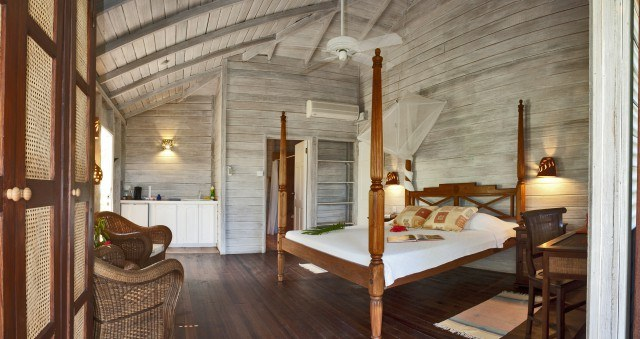 Foto Habitación pirata del SeaU Guest House en Barbados, Caribe