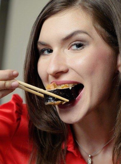 Foto Los beneficios y propiedades del sushi