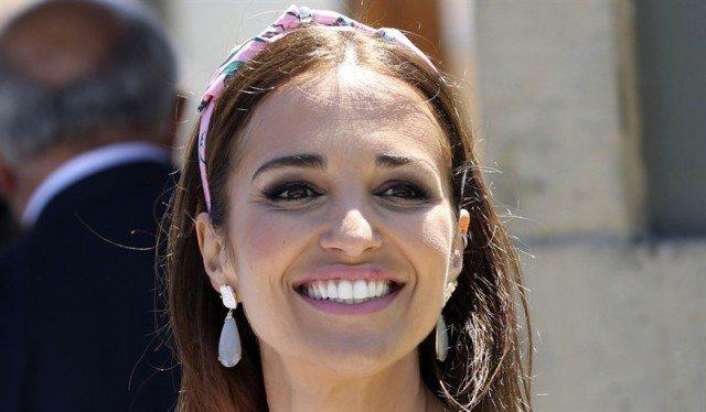 Foto Aprende a disimular un herpes labial como hizo Paula Echevarría en la comunión de Daniella
