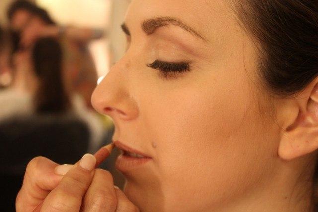 Foto ¿Cómo podemos disimular un herpes labial con maquillaje