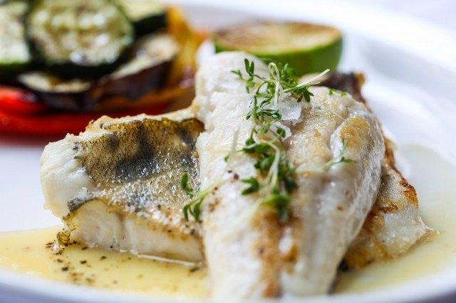 Foto Cena pescado para adelgazar, todo lo que sale del agua no engorda