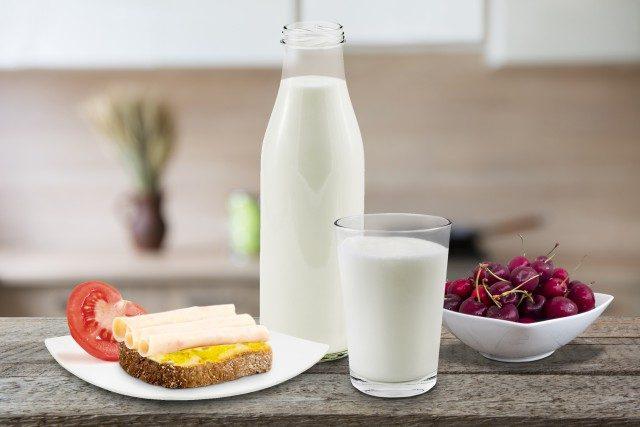 Foto Desayuno con leche... el más fresco