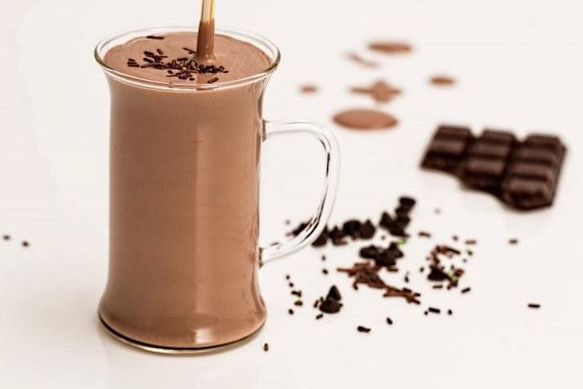 Foto En verano, disfruta sin remordimientos de batidos y smoothies de chocolate